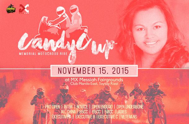 Candy Cup Memorial Motocross Ride