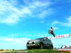 Diamond Motocross series stunt